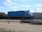 GMTX 2668 at Hopkins Depot