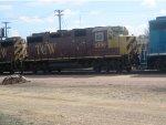 TCWR 2300 at Hopkins Depot
