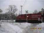 CP Train at Como Ave Crossing