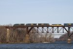 Q173 crossing the Susquehanna