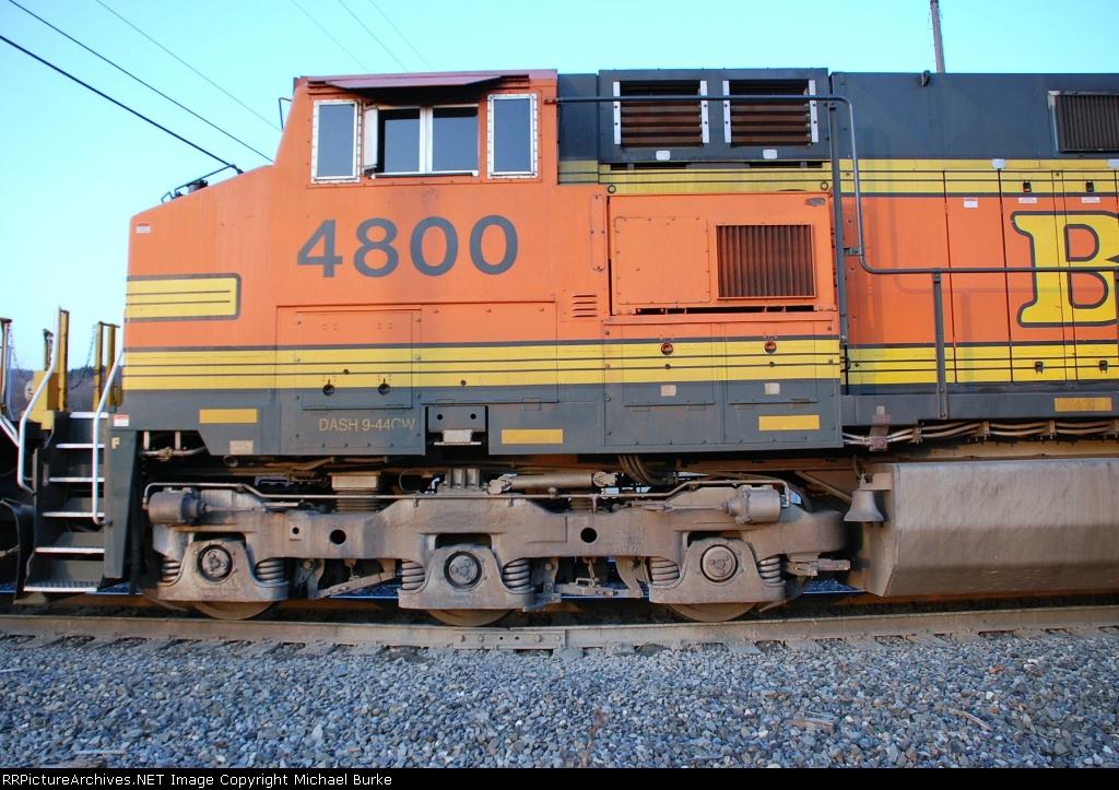 BNSF 4800