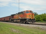 Northbound BNSF Freight