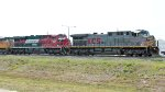 KCS and FXE heading through Sugar Land, TX