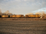 UP 6251 Eastbound UP Loaded Coal Train