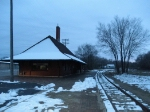 The Milwaukee Road Depot