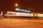 CP Holiday train in Edmonton