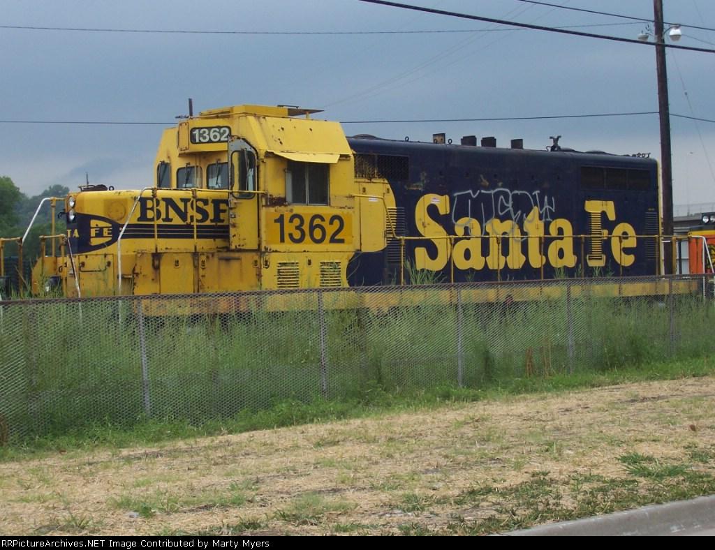 BNSF 1362