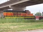 BNSF 3820