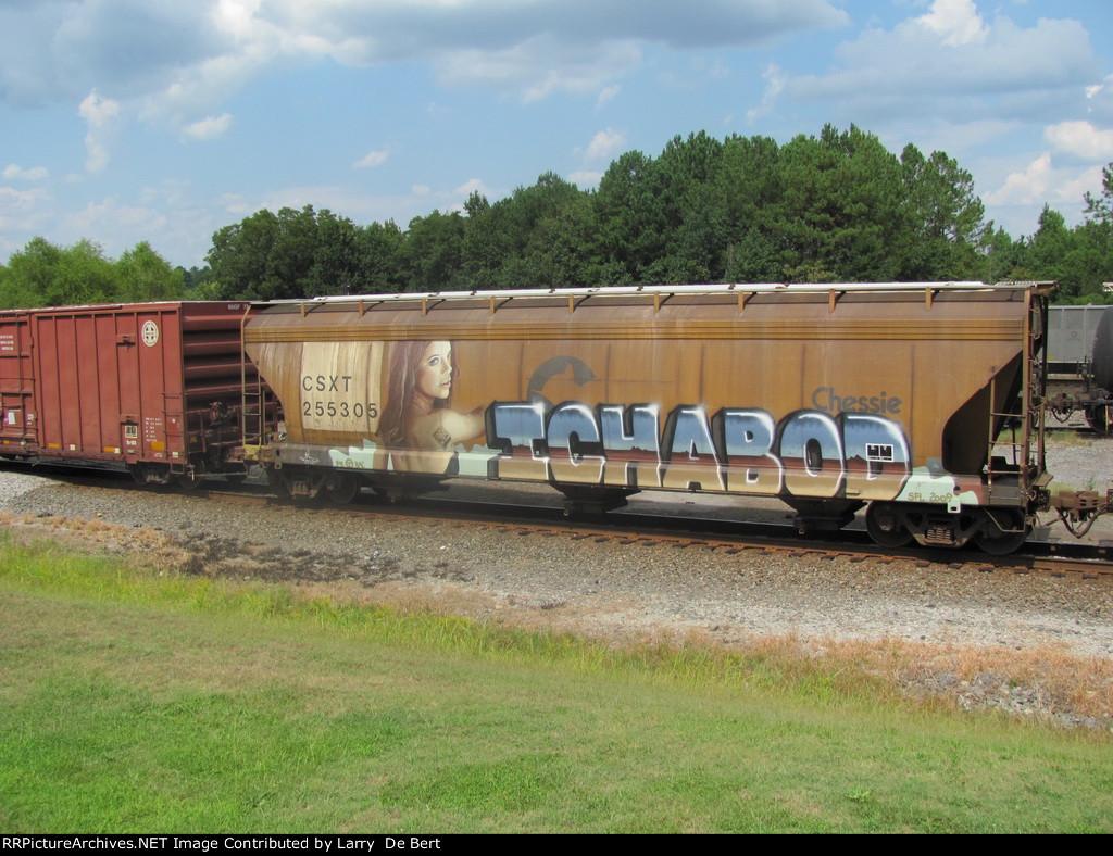 CSX 255305 Ichabod  strikes again