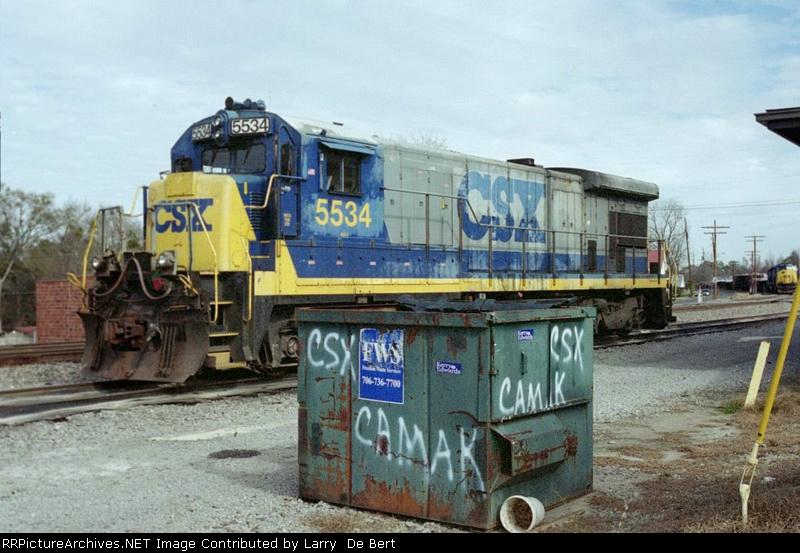 CSX 5534