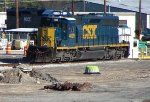 CSX 4009 Set aside until it can be fixed
