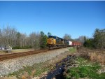 CSX 5292  Northbound