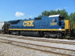 CSX 5969 newly refurbished