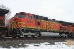 BNSF 4464
