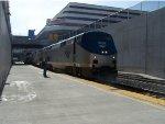 EB California Zephyr at Reno Station