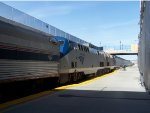 EB California Zephyr at Reno Station - Looking East
