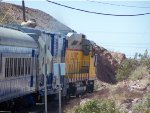 Nevada Choo Choos - UP Donated GP30 to Nevada State Rail Museum