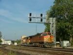 BNSF 4677