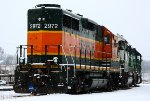 BNSF 2972, 2109 and 2108