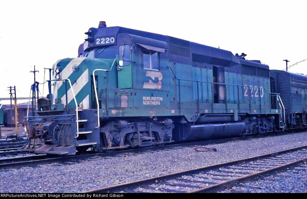 BN 2220 Engine (GP30)