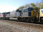 FXE leased CSX power  on Q601 headed to Mobile and on to Mexico.