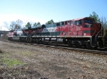 """A pair of Mexican nationals leads Q601 sporting approriate """"Christmas Colors"""" in December, 2010"""
