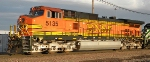 BNSF 6852 Front Right