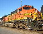BNSF 4742