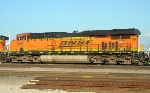 BNSF 7297 Front Left