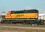 BNSF 7498