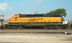 BNSF 1810 Side Shot