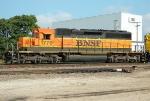 BNSF 1778 Trimmer