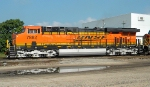 BNSF 7882 Clean unit
