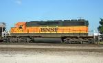 BNSF 1778 Back Side
