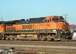 BNSF 1810 Working the yard