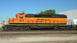 BNSF 1810 Right side
