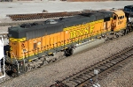 BNSF 8801 Over the Top