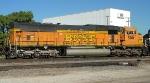 BNSF 8801 Back side