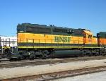 BNSF 1905 Back Side