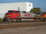 BNSF 3033