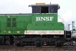 BNSF 6299 Cab shot