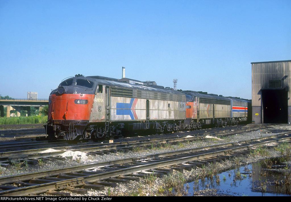 AMTK E8 449
