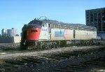 Amtrak E8 463