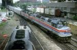 Amtrak SDP40F 500