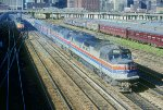 Amtrak SDP40F 517