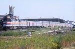 Amtrak SDP40F 525
