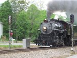 Southern #630 at McDonald, TN.