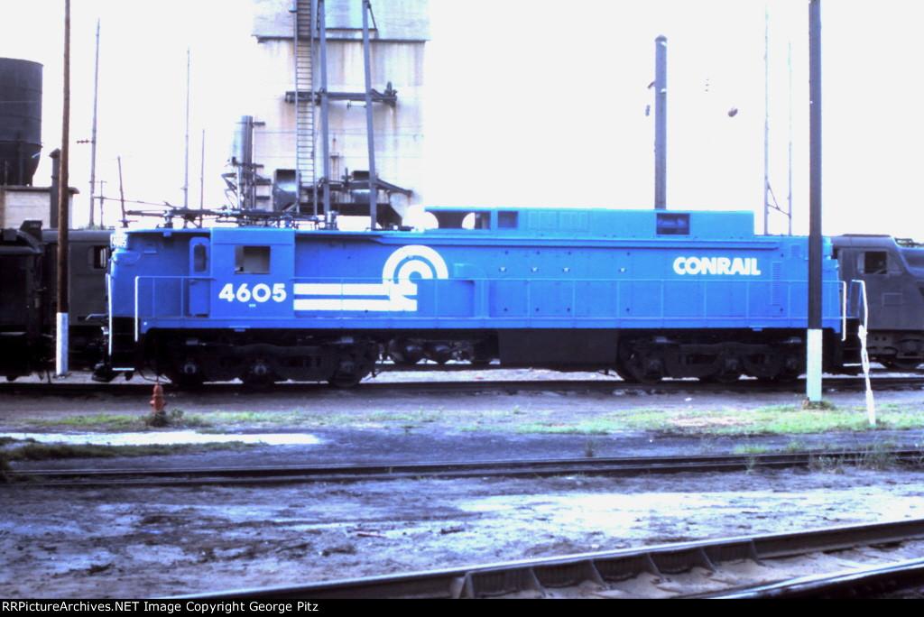 CR E33 4605