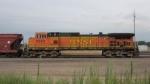 BNSF 4343 DPU at Interstate