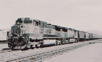 BNSF 1069 West